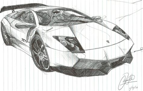 lamborghini front drawing lamborghini sketch in by chrislah294 on deviantart