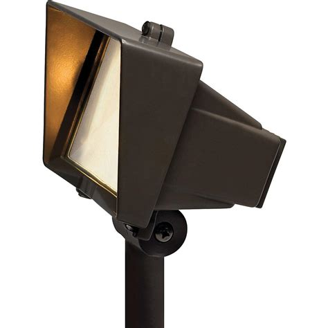 hinkley landscape lighting parts hinkley lighting accent one light 4 inch outdoor flood
