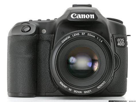 canon 40d canon eos 40d review digital photography review