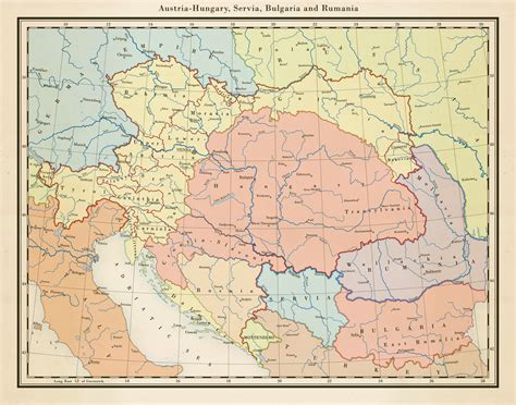 map of austria 1900 austria hungary early 1900s by 1blomma on deviantart