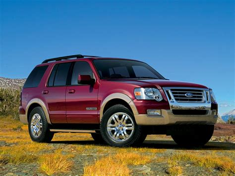Ford Explorer 2008 by 2008 Ford Explorer Suv Pictures Information And Specs