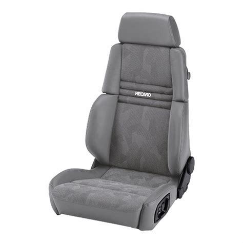 recaro reclining seats recaro orthopaed reclining sport seat gsm sport seats