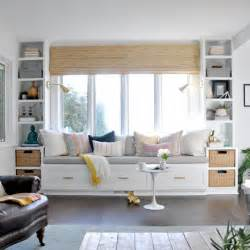 crazy wonderful built in window seat and shelves 18 window seat design and interior decor ideas beautiful