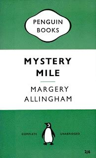 mystery mile albert cion books alley margery allingham cover gallery 1