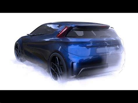 Fiat Neuheiten 2020 by Fiat Punto 2020 Concept By Thibault Devauze