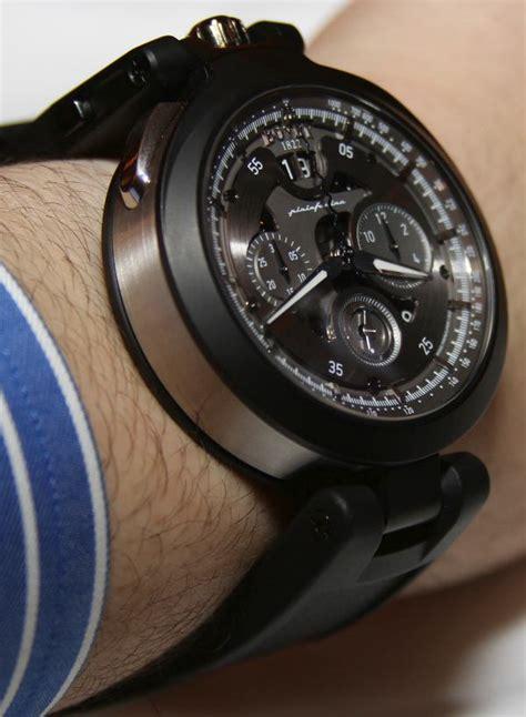 bovet pininfarina chronograph cambiano  hands