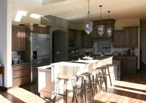 castle kitchen cabinets custom residence in pinon soleil castle rock evstudio