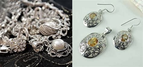 how to make silver jewelry cleaner how to clean silver jewlery at home