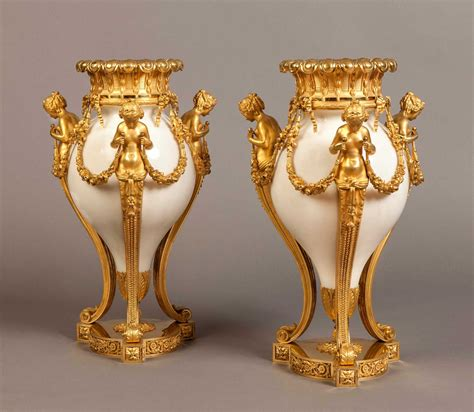 Antique Vases a pair of antique vases butchoff antiques antique furniture gallery in engla