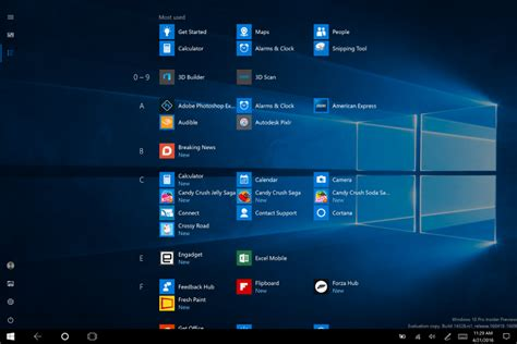 Tablet Windows 10 Terbaru tablet mode gets improved in windows 10 here s what s new