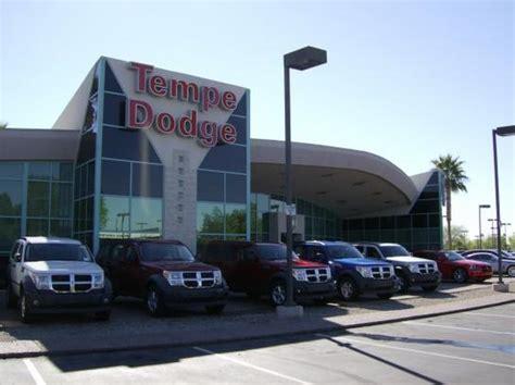 Tempe Jeep Dealer Tempe Dodge Chrysler Jeep Tempe Az 85284 Car Dealership