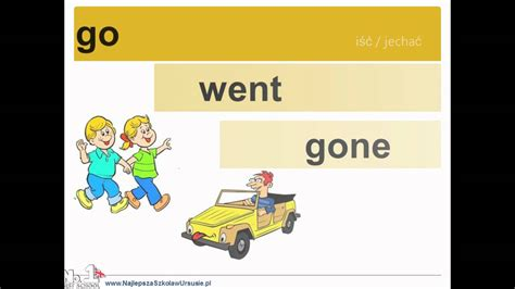 rag doll verb learn irregular verb forms