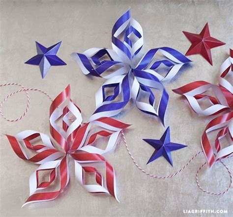Ellinee The Paper Snowflake - 40 best images about origami on fourth of july