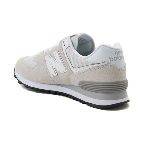 classic athletic shoes womens new balance 574 classic athletic shoe white 401657