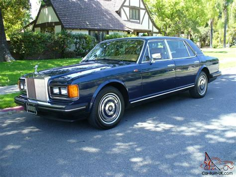 Amazing Price 100 Original Royce Smile All Type Neo gorgeous rust free rolls royce silver spur great color