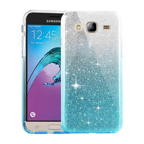 Casing Samsung J3 2016 Lots Of Custom Hardcase samsung galaxy j3 j320 sky sol 2016 glitter shiny hybrid