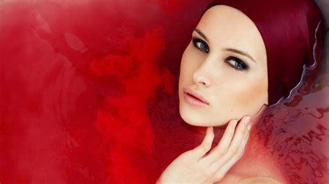 wallpaper girl hd for desktop beautiful girl wear scarf desktop hd wallpaper