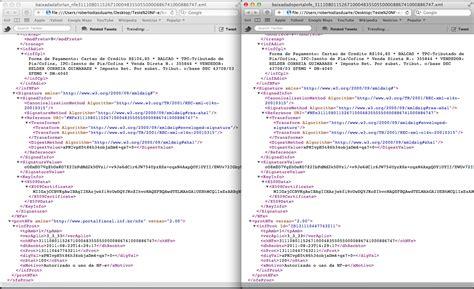 layout xml nfe 3 1 sped nf e xml baixado do portal nacional 233 um arquivo