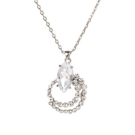Hochzeit Halskette by Silberne Halskette Hochzeit Halsketten Halsketten
