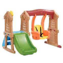 Backyard Adventures Swing Set by Pics Photos Toddler Swing Slide Set