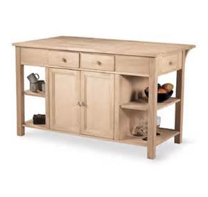 Small kitchen islands could work for you