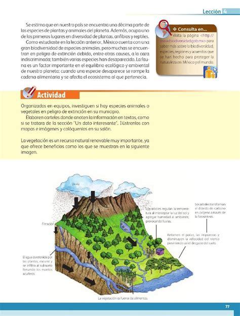libro de geografa 4 grado 2016 libro de geografia sep quinto grado 2015 2016
