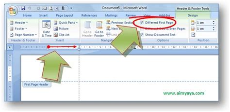cara membuat kop surat pada ms word 2007 cara membuat kop surat pada ms office word 2007 dodo smart