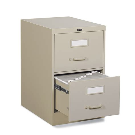 global 2500 series 25 inches vertical file cabinet