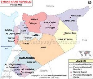 Syria Google Maps by Syria Map