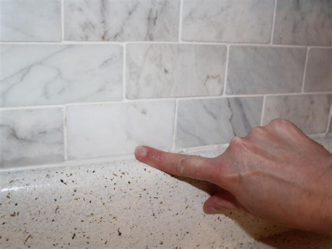 Installing Marble Tile How To Install A Marble Tile Backsplash Hgtv