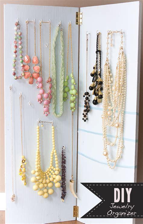 diy necklace organizer 5 beautiful jewelry organizer coolego