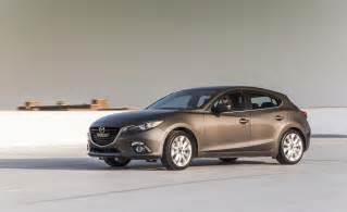 2014 mazda 3 hatchback fuel efficient compact car autos post