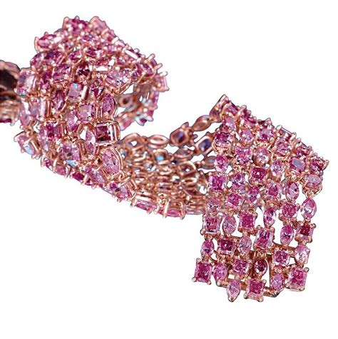 Pink Diamon Crop pink diamonds a modern history of one of the most