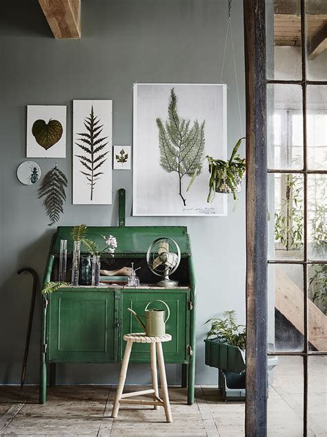 botanical interiors trend 2015 jungle wallpaper from inspiration une d 233 co d int 233 rieur verdoyante frenchy fancy