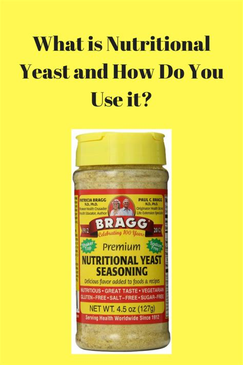 what is nutritional yeast and how do you use it gluten free dairy free and essential oils