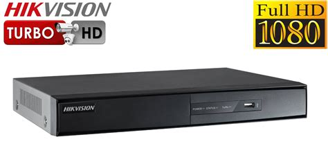 dvr hd 8ch hikvision turbo hd cctv kit weedo store