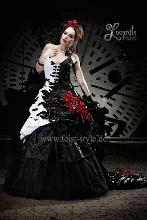 hochzeitskleid in schwarz extravagante brautmode schwarze brautkleider schwarz