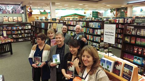 Meet The Authors At Barnes And Noble by Barnes And Noble Meet And Greet The Authors Thorne
