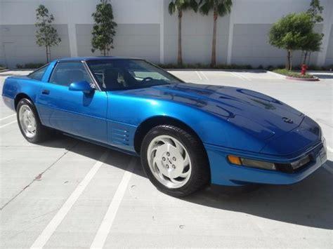 security system 1993 chevrolet corvette navigation system 1993 chevrolet corvette 52966 miles blue 5l na v8 overhead valves ohv 16v au