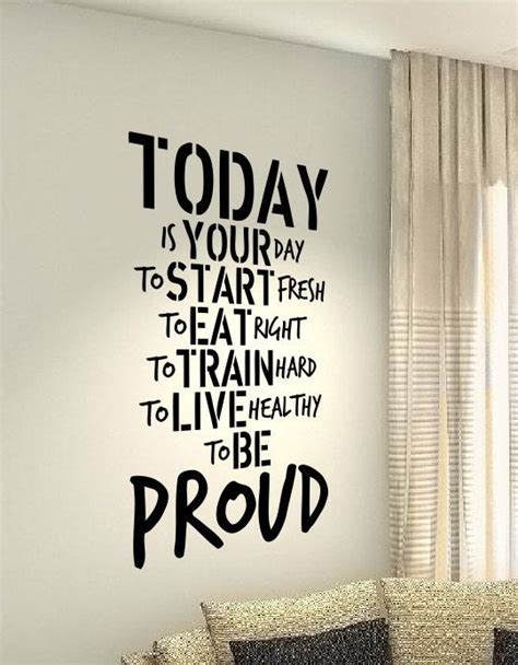 inspirational quotes decor for the home 17 best images about workout motivation on pinterest