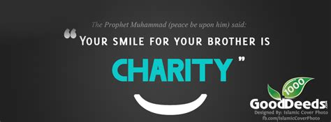 good deed 1 smile 1000 good deeds