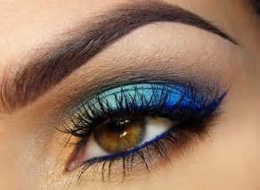 best color eyeshadow for blue how to choose makeup for brown tutorial