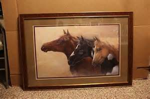 home interior cowboy pictures things kaye would like collection on ebay