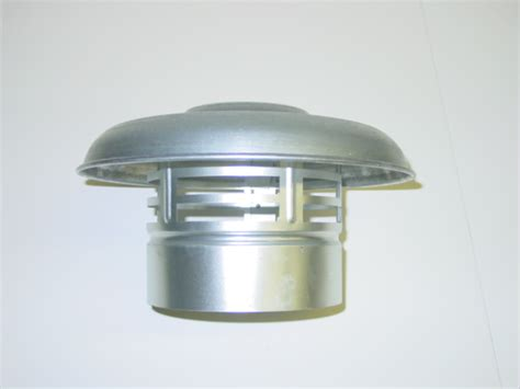 Fireplace Vent Cap by 48808 Fighter Galvanized Chimney Vent Cap 6