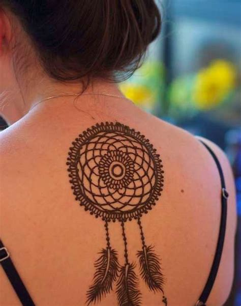 dreamcatcher henna tattoos dreamcatcher tattoos page 2