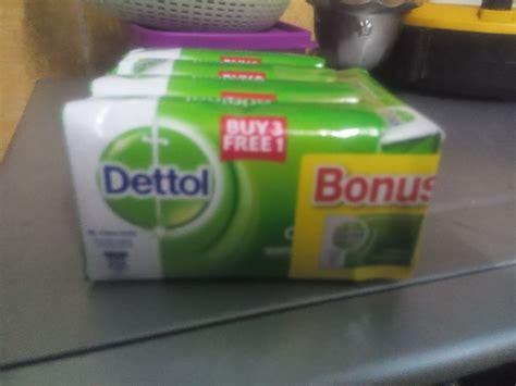 Jual Sabun Cuci Tangan Dettol by Dettol Original Anti Bacterial Bar Soap Reviews