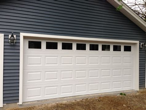 Raised Panel Garage Door Traditional Raised Panel Garage Doors Traditional Garage Detroit By Premier Door Service
