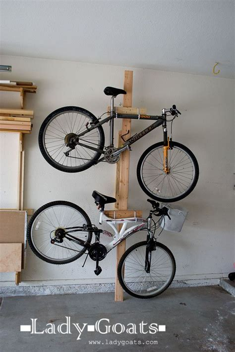 Simple Bike Rack by Simple Cheap Bike Rack Build It Make It
