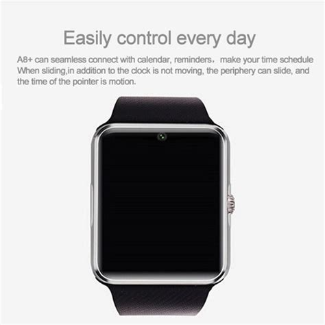 Jam Smartwatch Onix onix cognos jam tangan pria rubber smartwatch gt08 hitam lazada indonesia