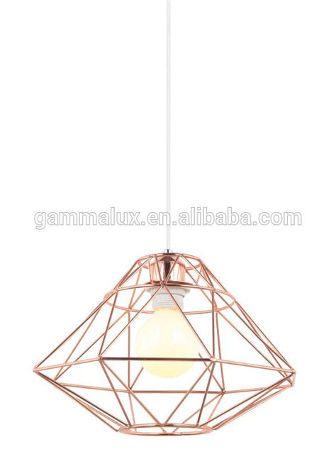 Lu Gantung Pendant L Steel Brown 3mph18080 5 new design e27 copper hanging l cage view hanging l birdcage l gammalux